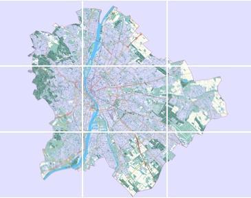 bicikliút budapest térkép Budapest Kerékpáros Térképek   Biciklopédia bicikliút budapest térkép